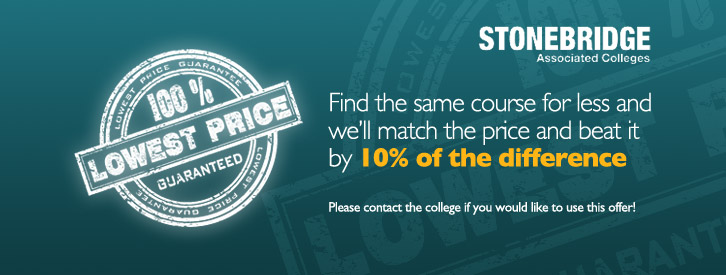 Distance Learning Courses Price Match